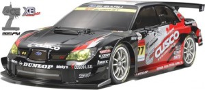 Subaru Impreza - Tamiya TT01