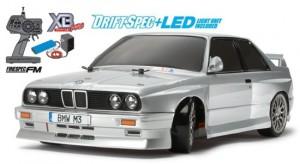 BMW M3 Sport Evo - Tamiya TT01 Drift