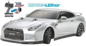 Nissan GT-R - Tamiya TT01 Drift