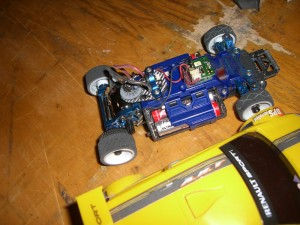 Chassis MR02